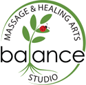 Balance Massage & Healing Arts Studio Logo